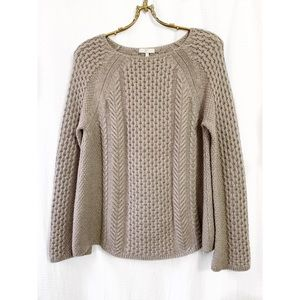 Joie taupe Fazia sweater